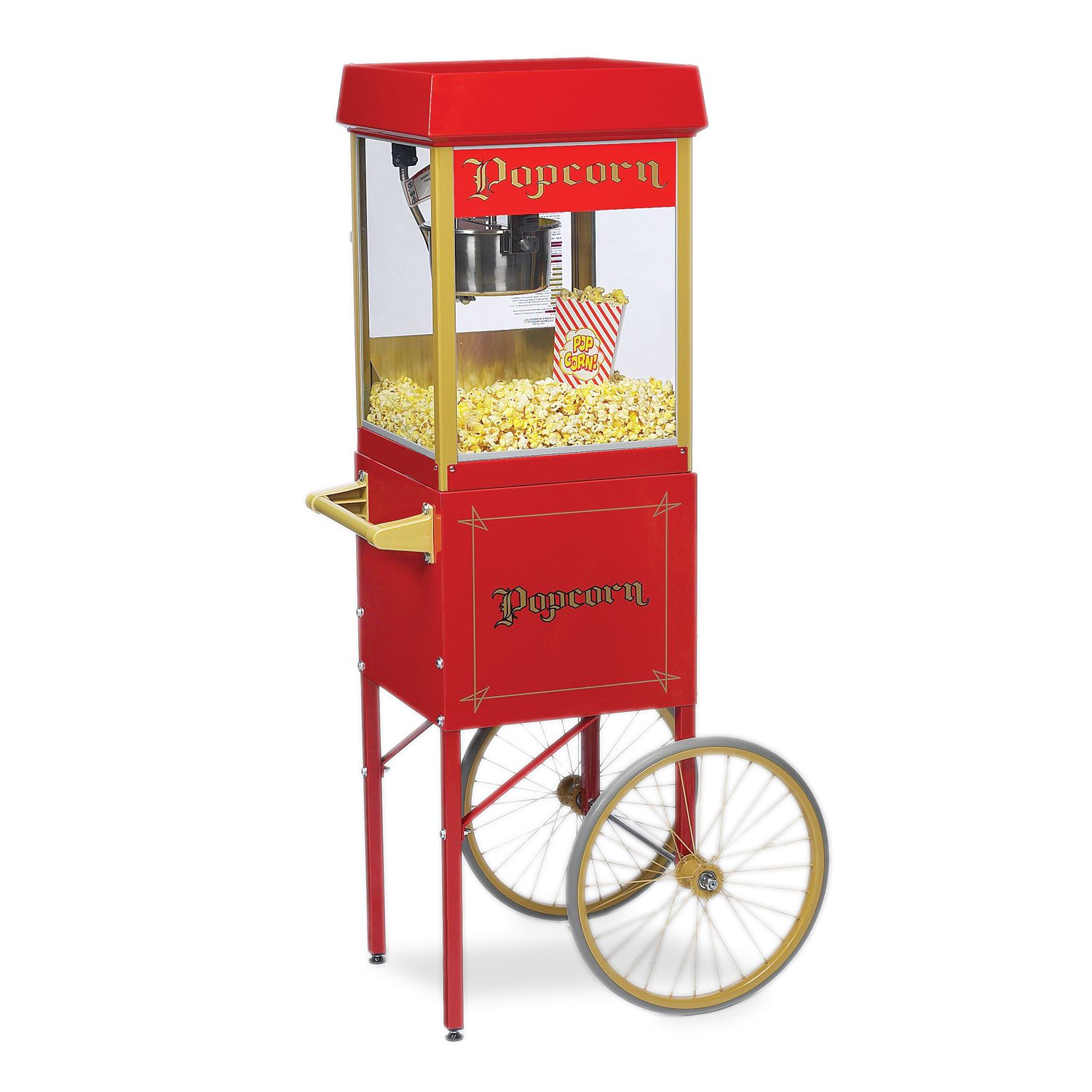popcorn machine for weddings and parties from 5 star rental. Black Bedroom Furniture Sets. Home Design Ideas