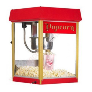 Popcorn-Maker-with-Cart