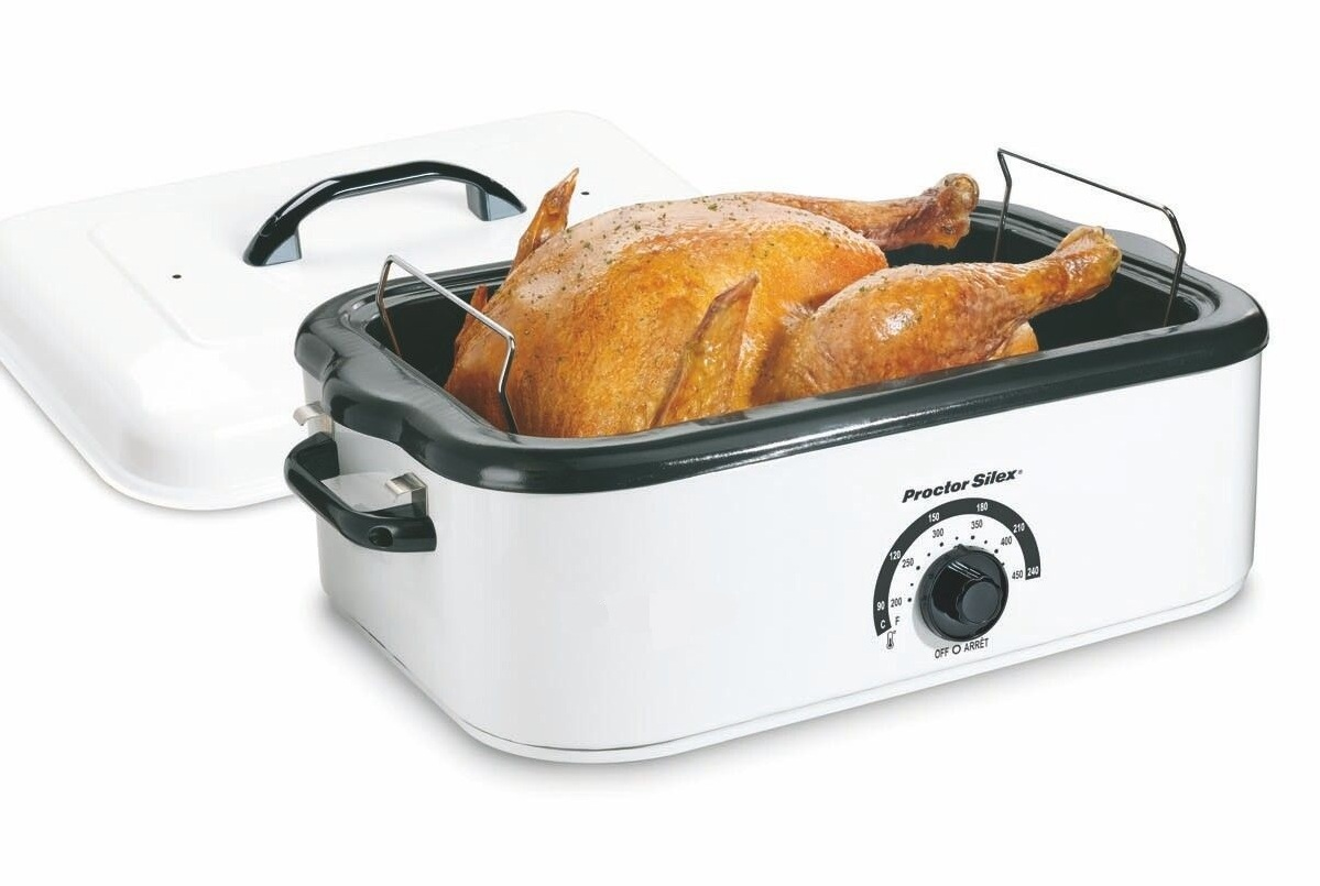 gourmet roaster oven for weddings and parties from 5 star rental