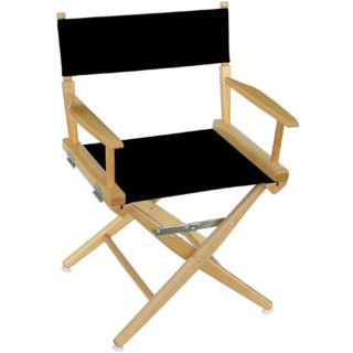 chair table height - Tall Directors Chair