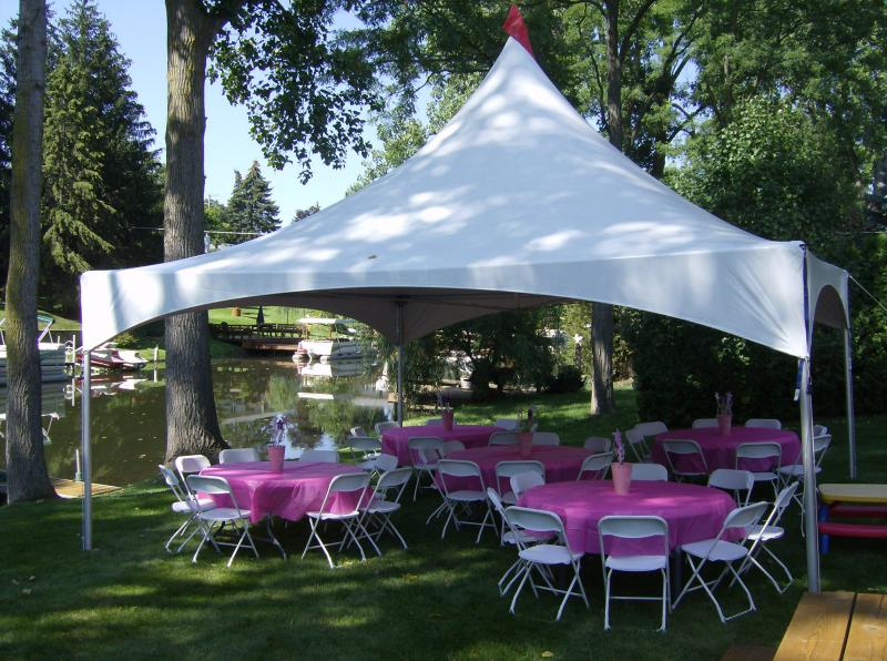 Marquee Style Frame Tent For Weddings And Parties From 5