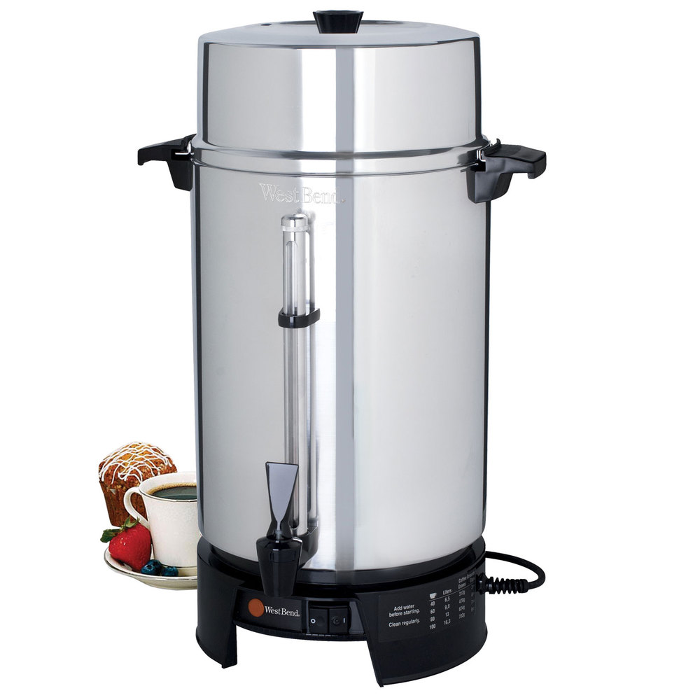 Gourmet Coffee Maker for Weddings and Parties from 5 Star Rental