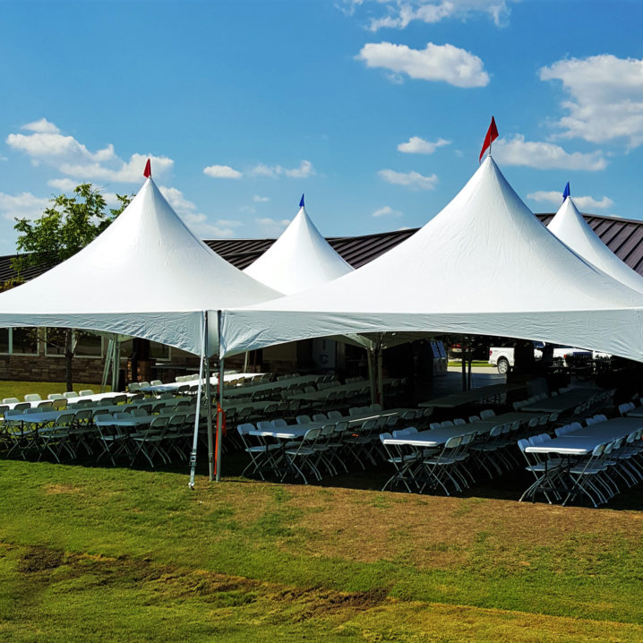Tent Ok 2 & 40x40 Marquee Frame Tent - Party and Wedding Rentals for Denton ...