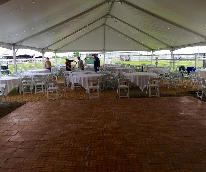 Portable Tent Flooring : Wood parquet dance floor for weddings and parties from