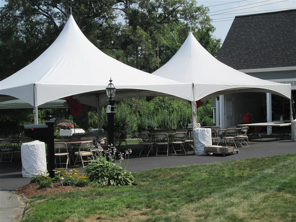 20x40 Marquee Frame Tent - Party and Wedding Rentals for Denton and ...