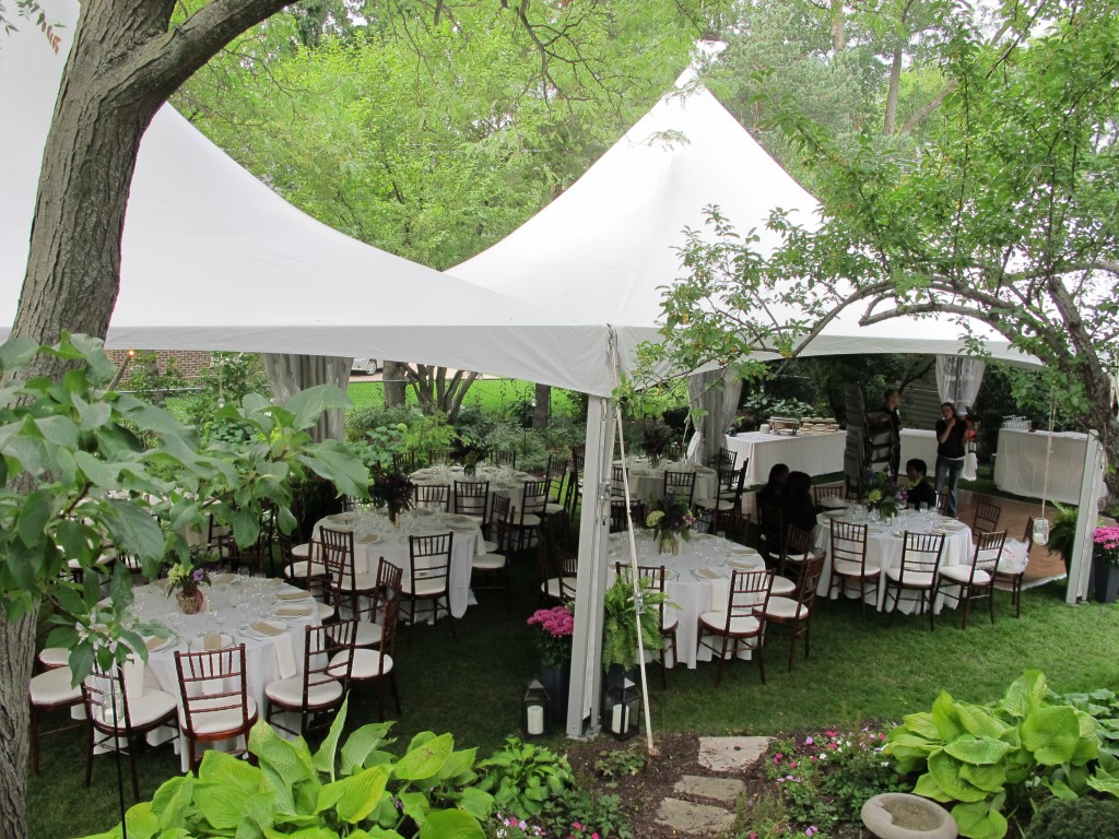 20x40 marquee frame tent party and wedding rentals for denton and north texas 5 star rental - Decorating a canopy tent ...