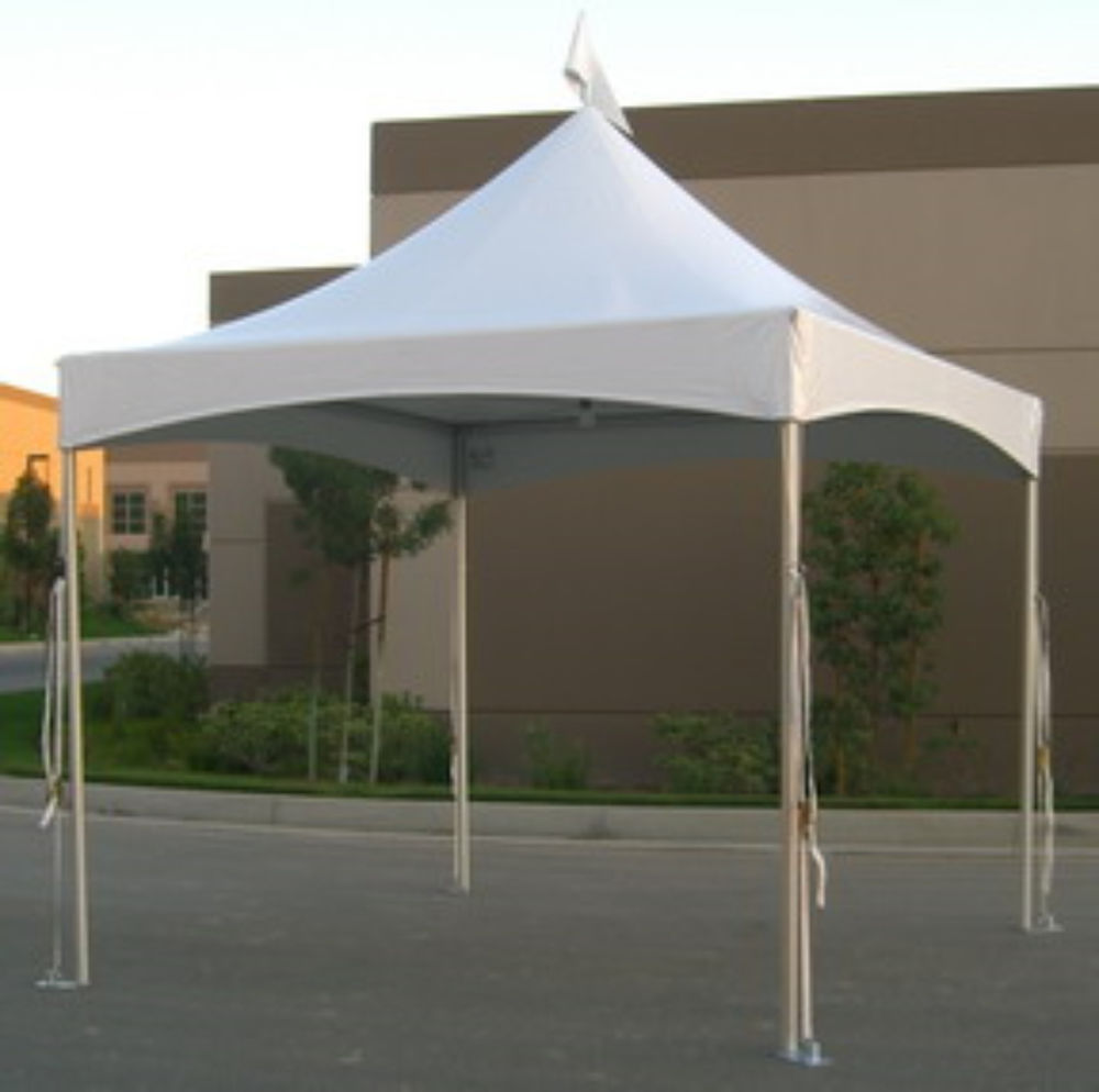 10x10 High Peak Tent Party And Wedding Rentals For
