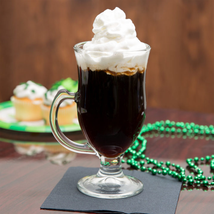 8 oz. Irish Coffee Mug 2