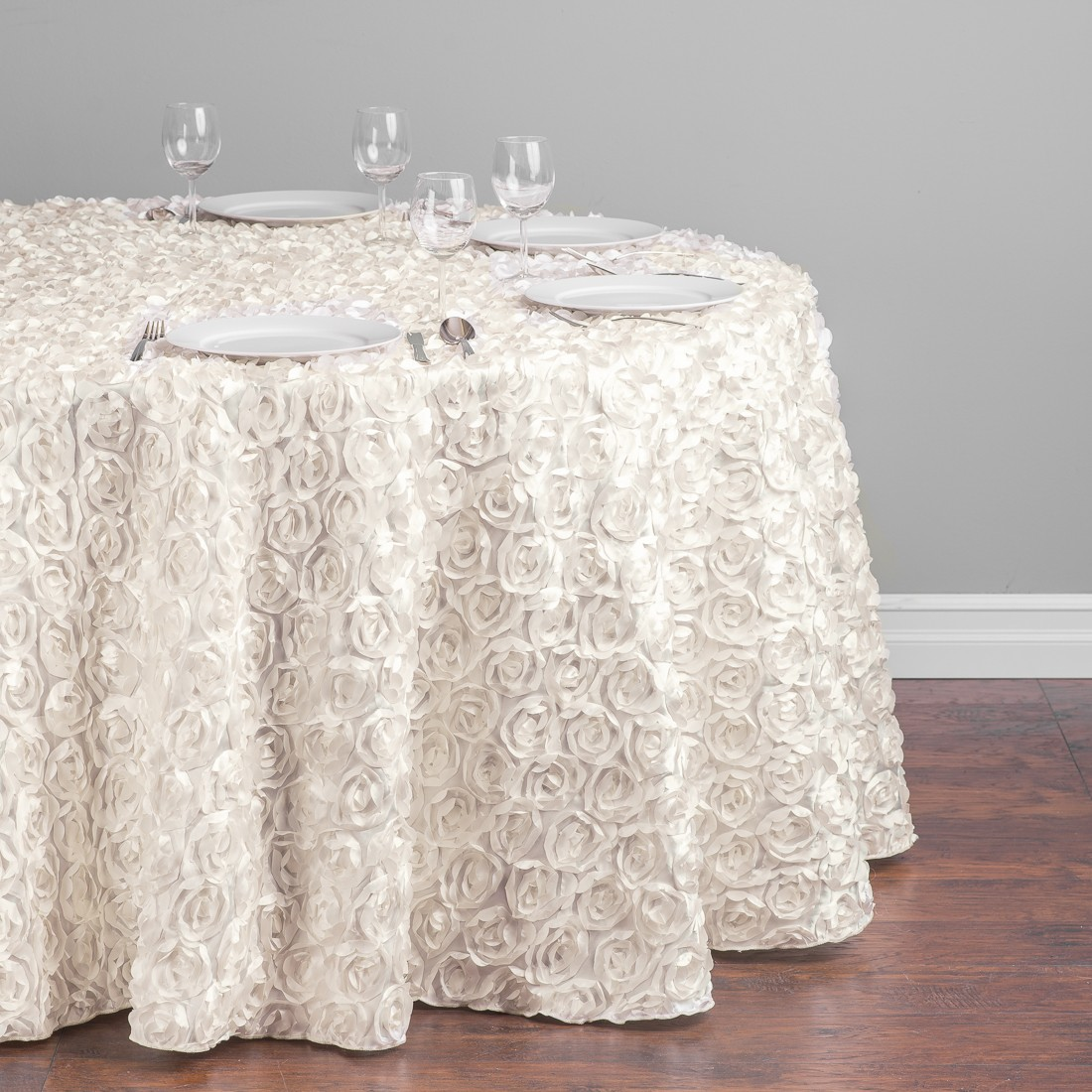 Rosette Table Linen All Colors
