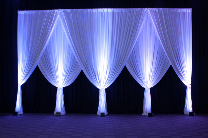 Pipe And Drape Backdrop For Weddings And Events From 5