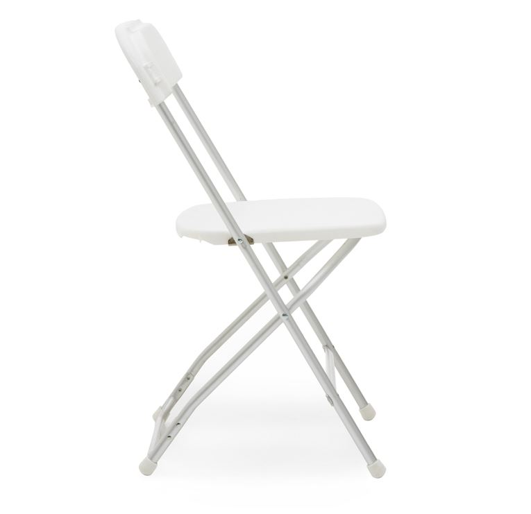 Magnificent White Samsonite Folding Chair Pabps2019 Chair Design Images Pabps2019Com