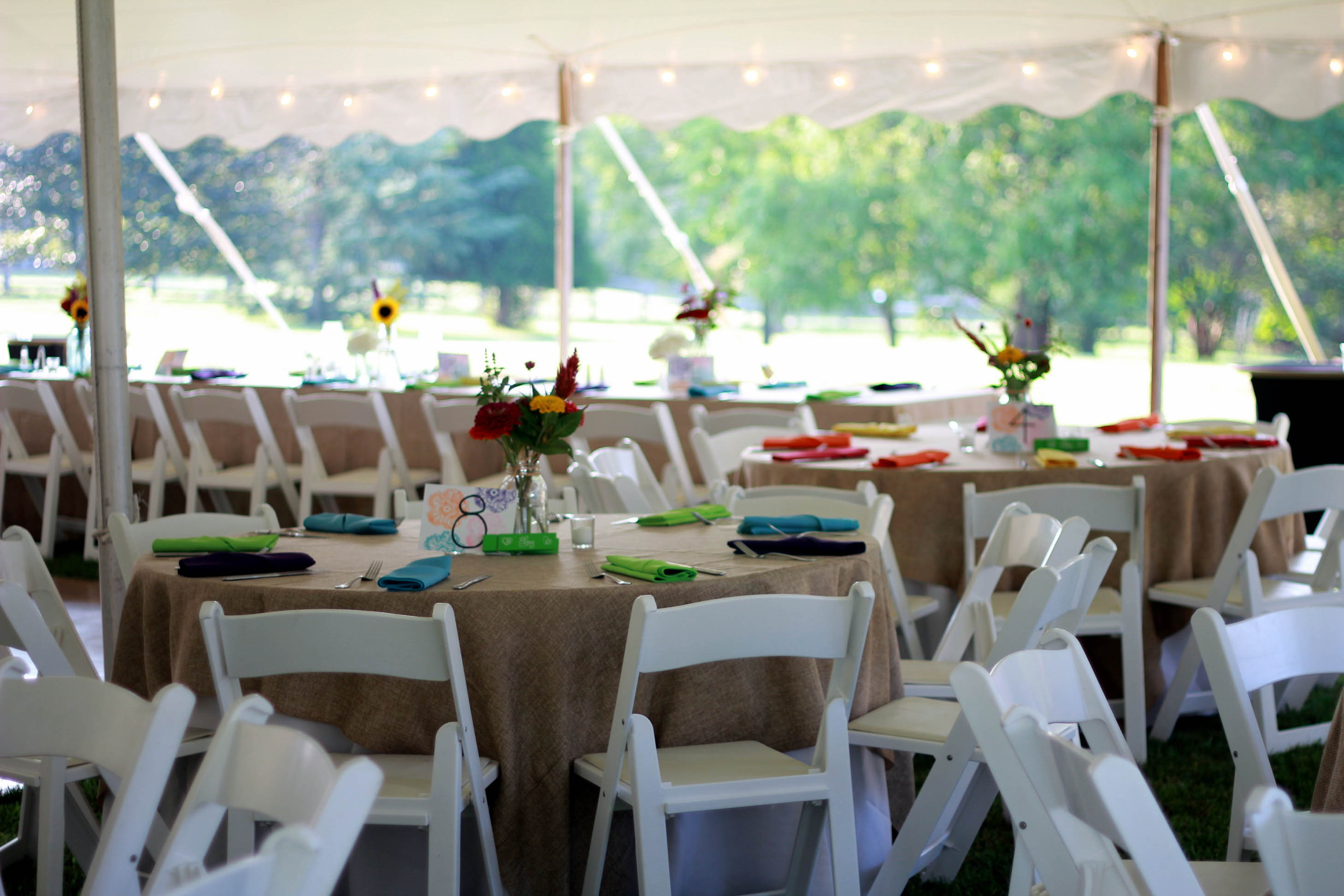 5 star rental gallery party and wedding rentals for denton and