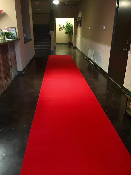 Red Carpet Runner Party And Wedding Rentals For Denton