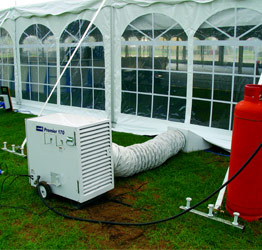 Tent Heater 170 000 Btu Party And Wedding Rentals For